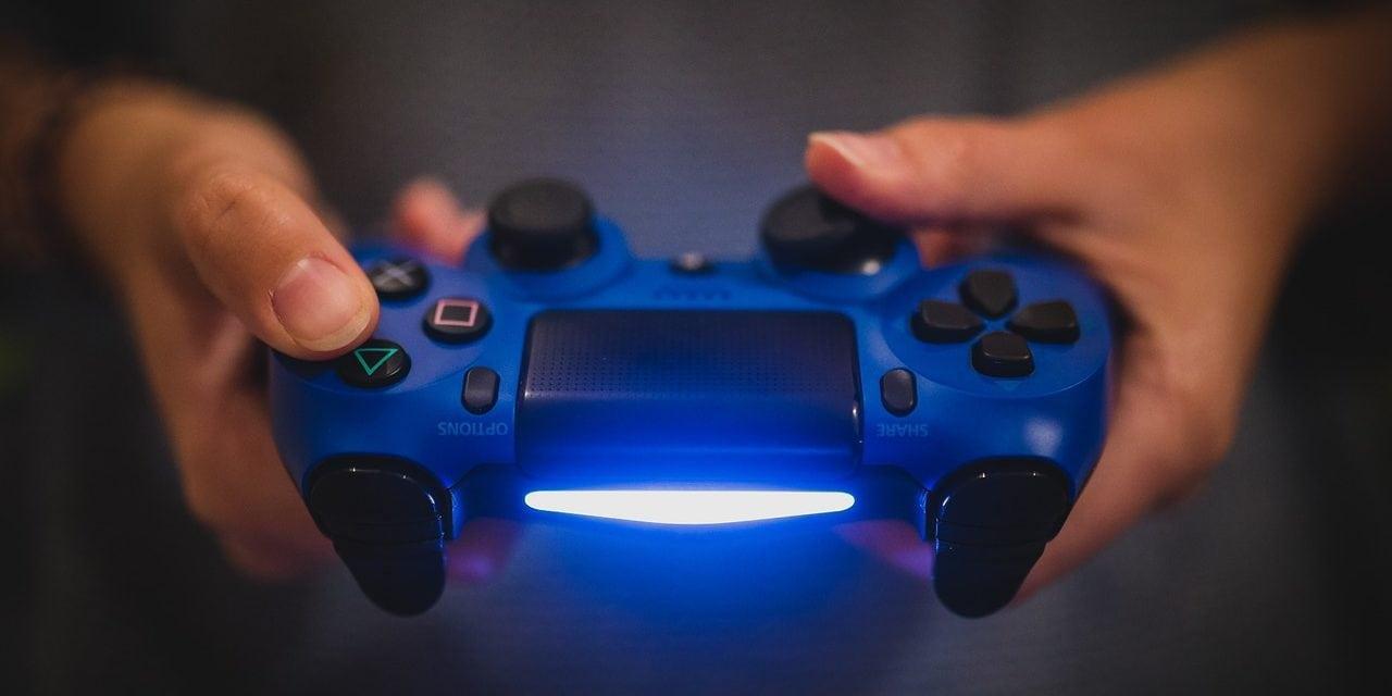 controler-ps-4-albastru-pret