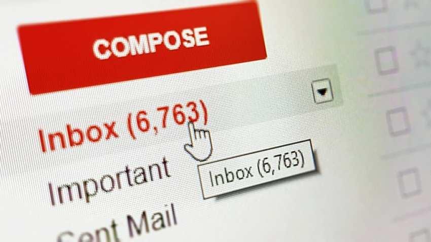 Google mail atasamente
