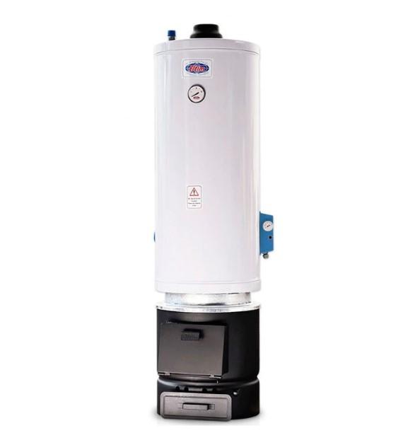 Boiler pe Lemne Electric Izolat Eltim, 90 litri