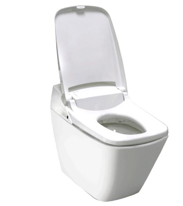 Toaleta integrata VOVO cu functie de bideu