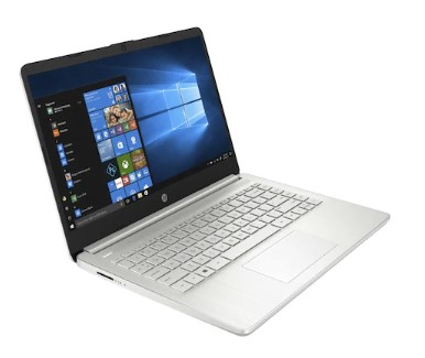Laptop ultraportabil HP 14s-dq2008nq